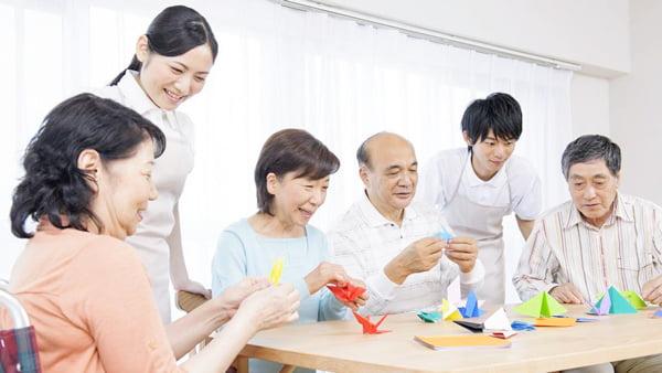 大手介護老人保健施設