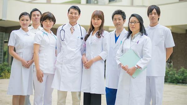 地域を担う市民総合病院