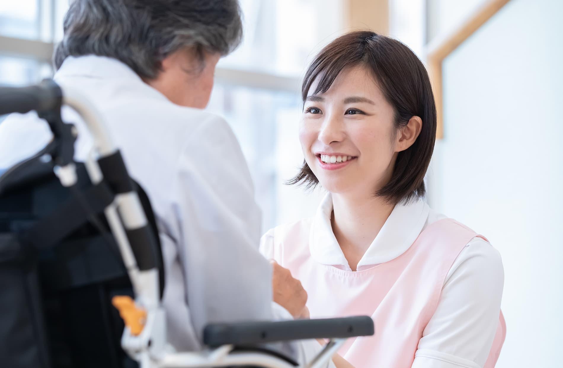 介護施設向けの新人職員研修